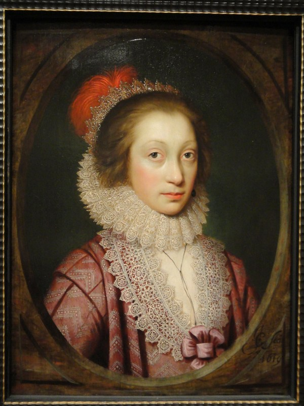 Museum Painting Portraits of Women