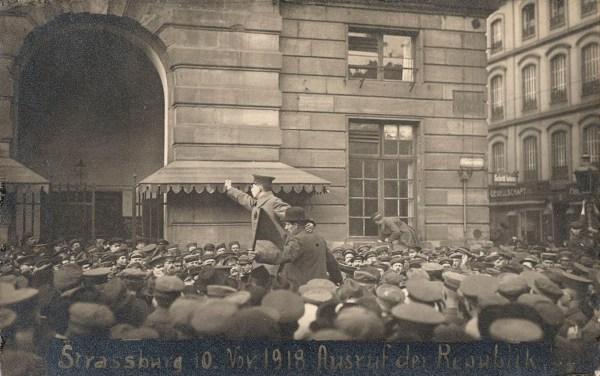 November 1918 in AlsaceLorraine Wikiwand