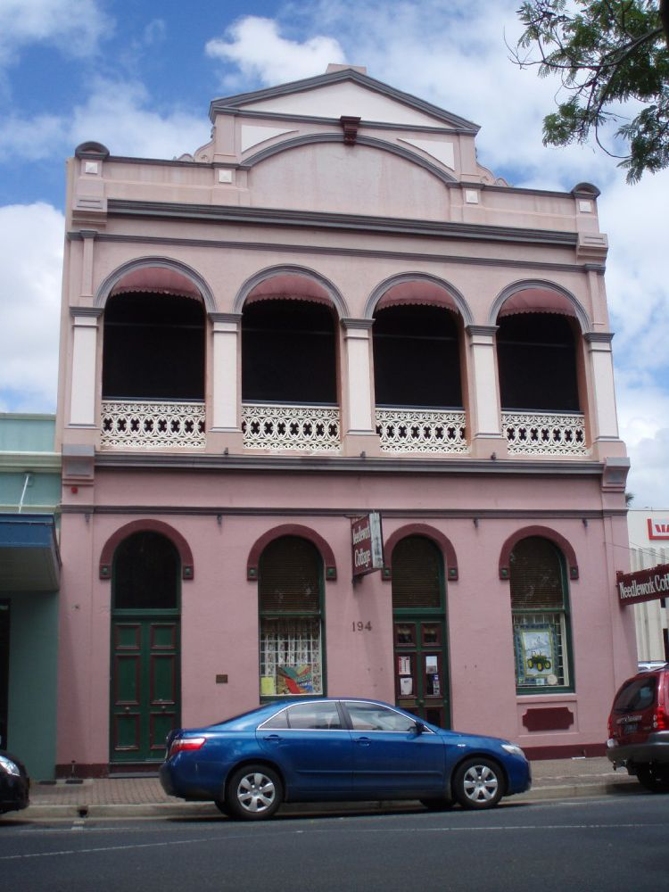 Royal Bank of Queensland Rockhampton  Wikipedia
