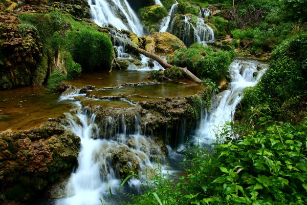 file waterfalls-forest-landscape