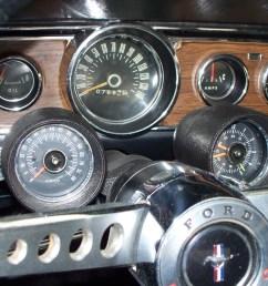 1966 mustang rally pac wiring [ 1920 x 1080 Pixel ]