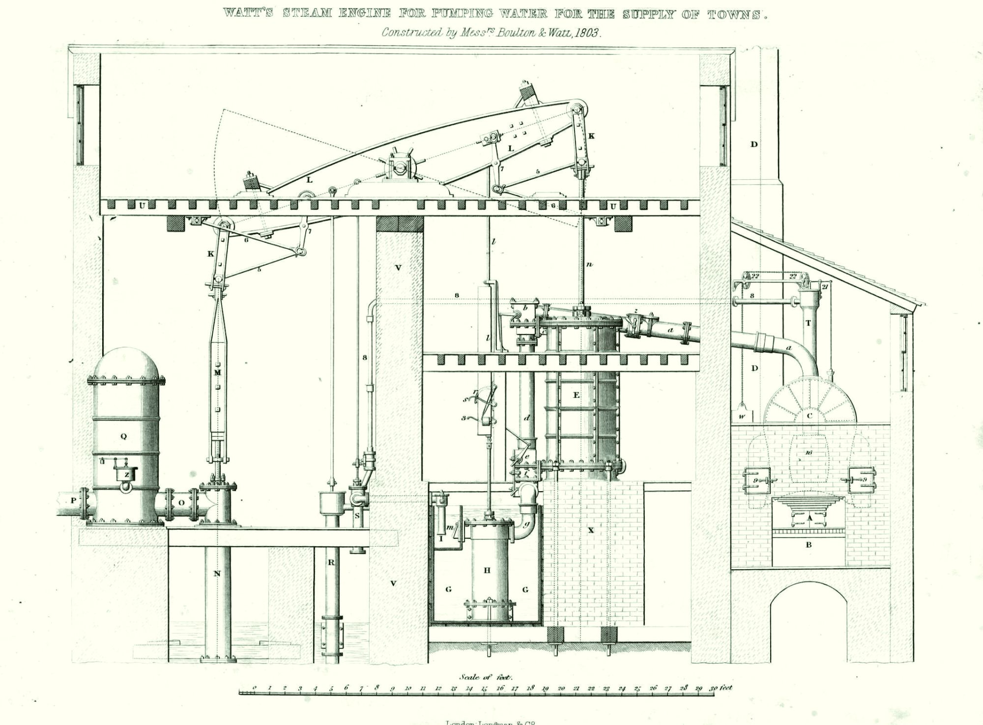 hight resolution of file a treatise on the steam engine 1827 plate 23 jpg
