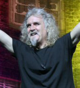 Billy Connolly. Taken by Jemma Lambert on Apri...
