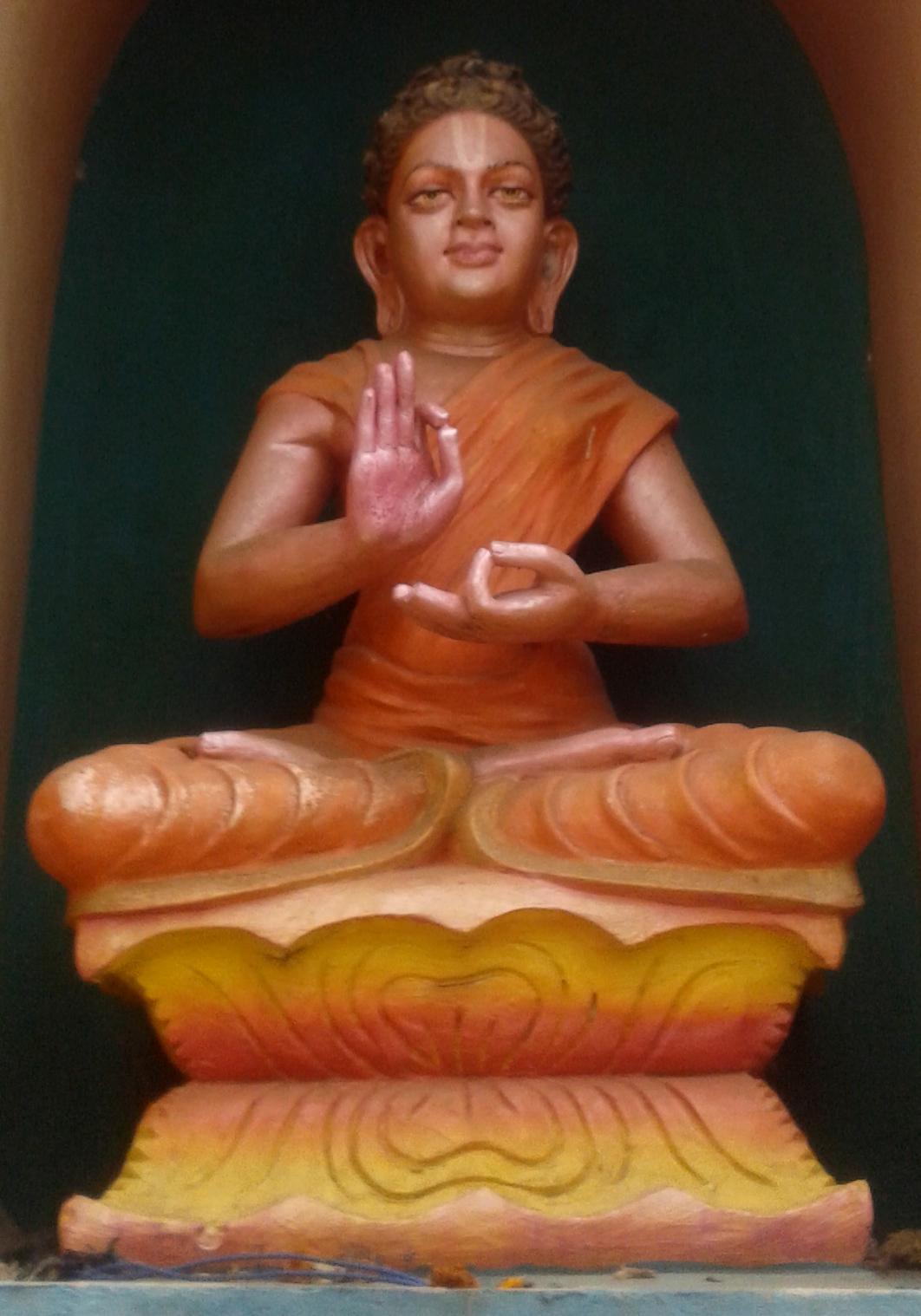 gautama buddha in hinduism