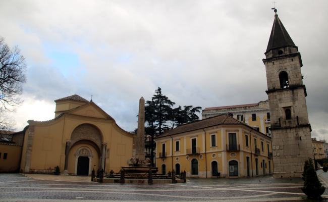 Centro Storico Di Benevento Wikiwand