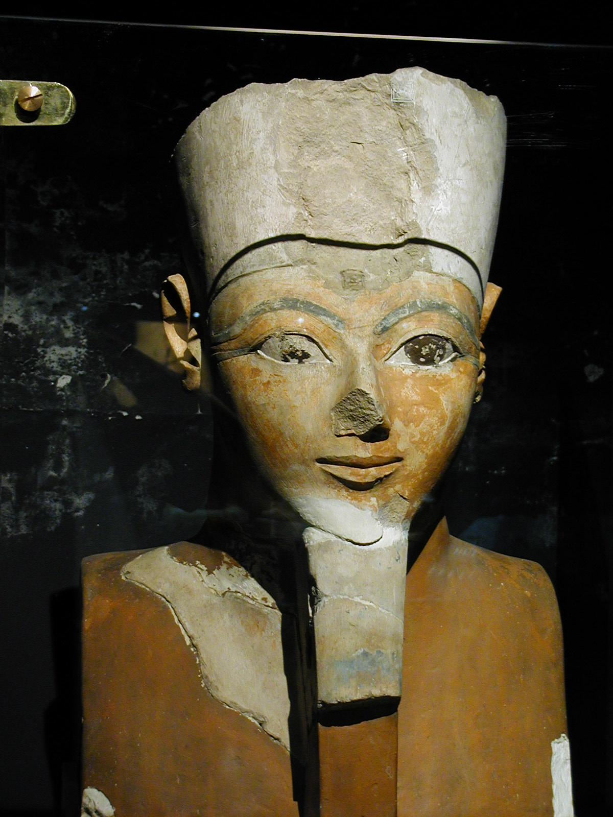 Hatshepsut Museum Collections Wikiversity