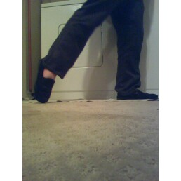 A PNF stretch position.