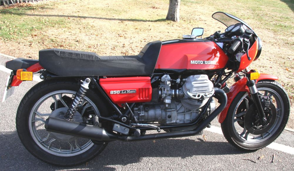 medium resolution of guzzi invented the italian cafe racer genre in the 70s they stick to the retro themes but then they make a lame tribute to british cafe racers