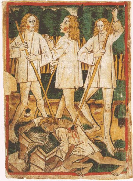 Sîfrits Ermordung