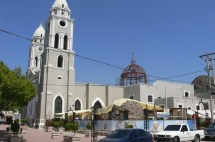 Iglesia San Fernando Guaymas