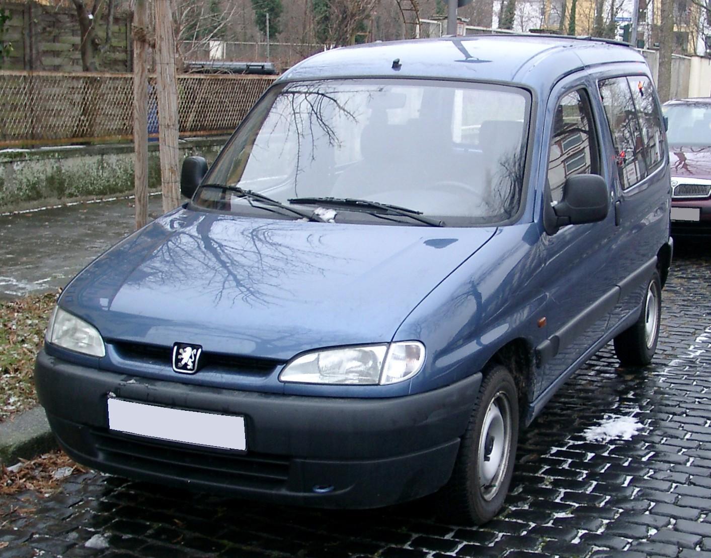 Peugeot Partner Wikipedia