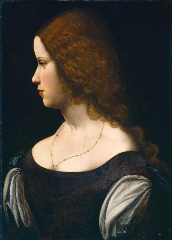 Portretul Unei Tinere Doamne - Wikipedia