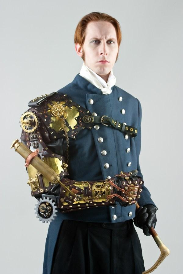 Steampunk Prosthetic Arm