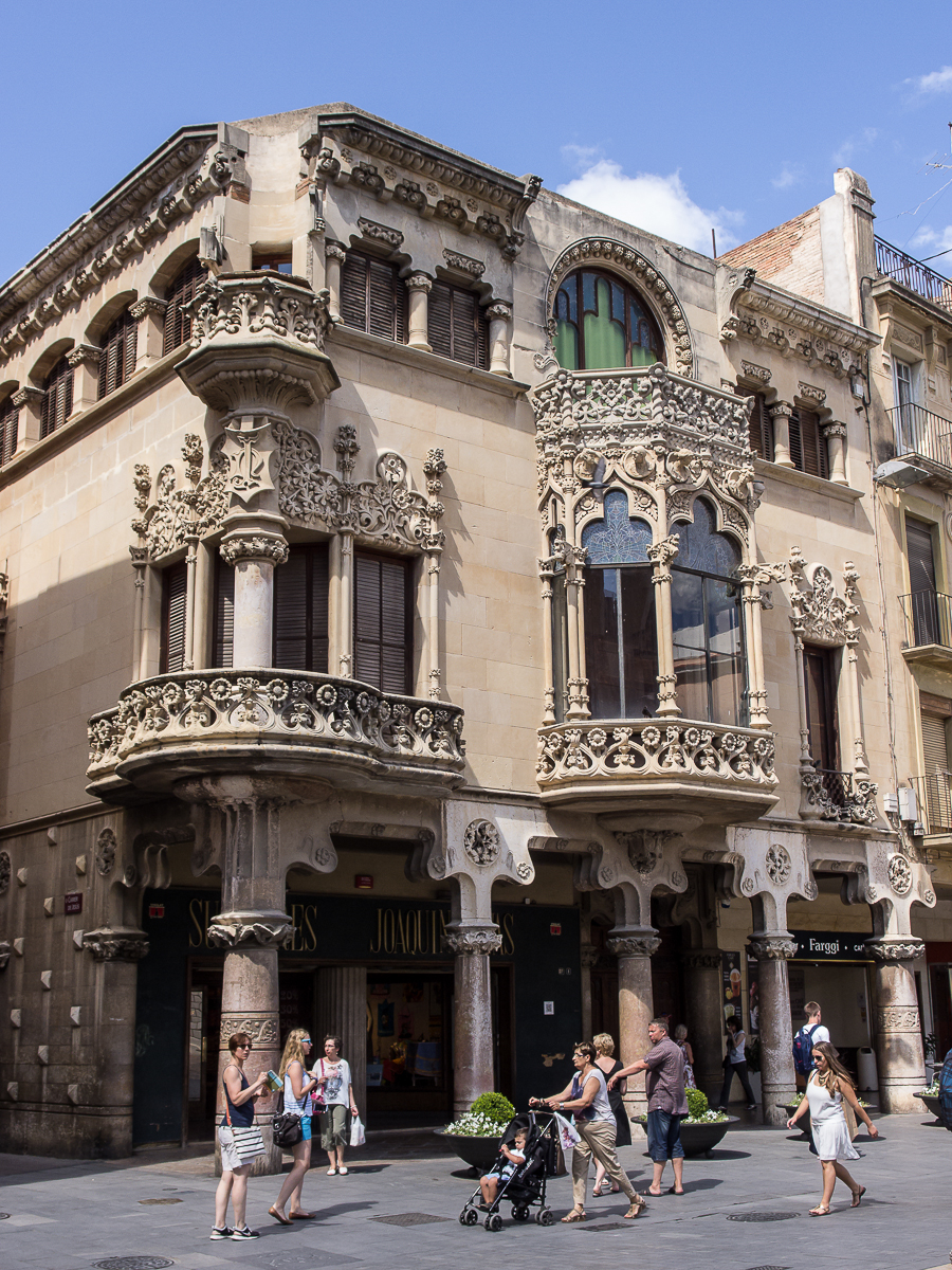 FileWLM14ES  Reus Casa Navas 00054  jpg  Wikimedia