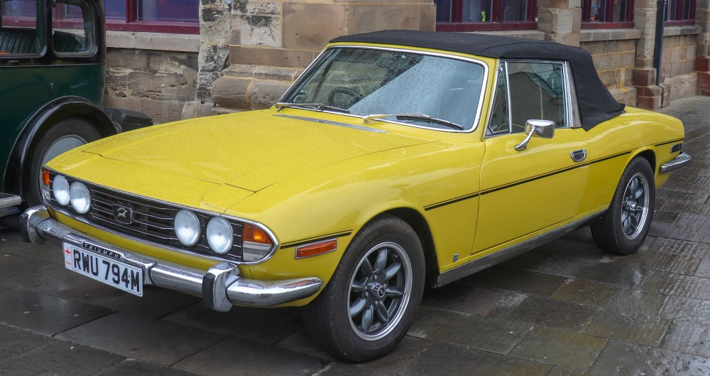 medium resolution of triumph stag wikipedia wiring diagram for late 1500 triumph torque