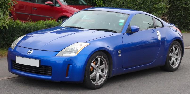 Nissan 350z Wikipedia