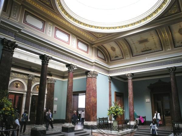 File Entrance Hall Of National