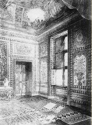 Impression of the Chambre de Diane within the Trianon de Porcelaine (1671-1687).jpg