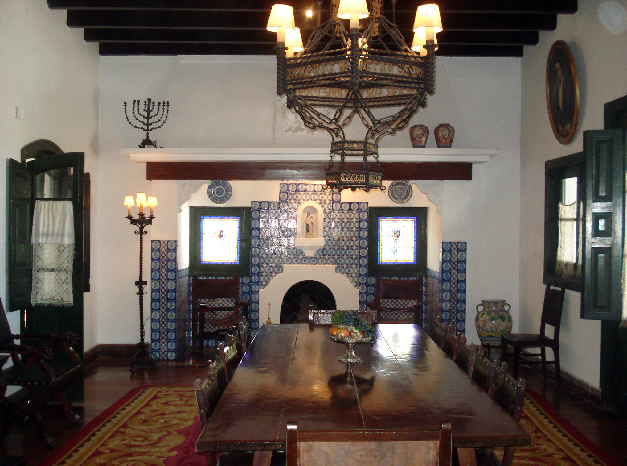 FileInterior casa Zorrilla de San Martn Antiguo comedor