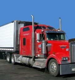 kenworth t800 log truck [ 1914 x 1356 Pixel ]