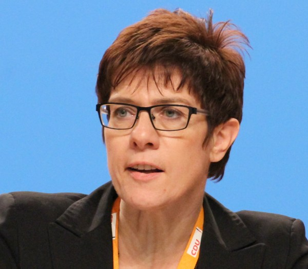 Annegret Kramp-karrenbauer Wikipdia