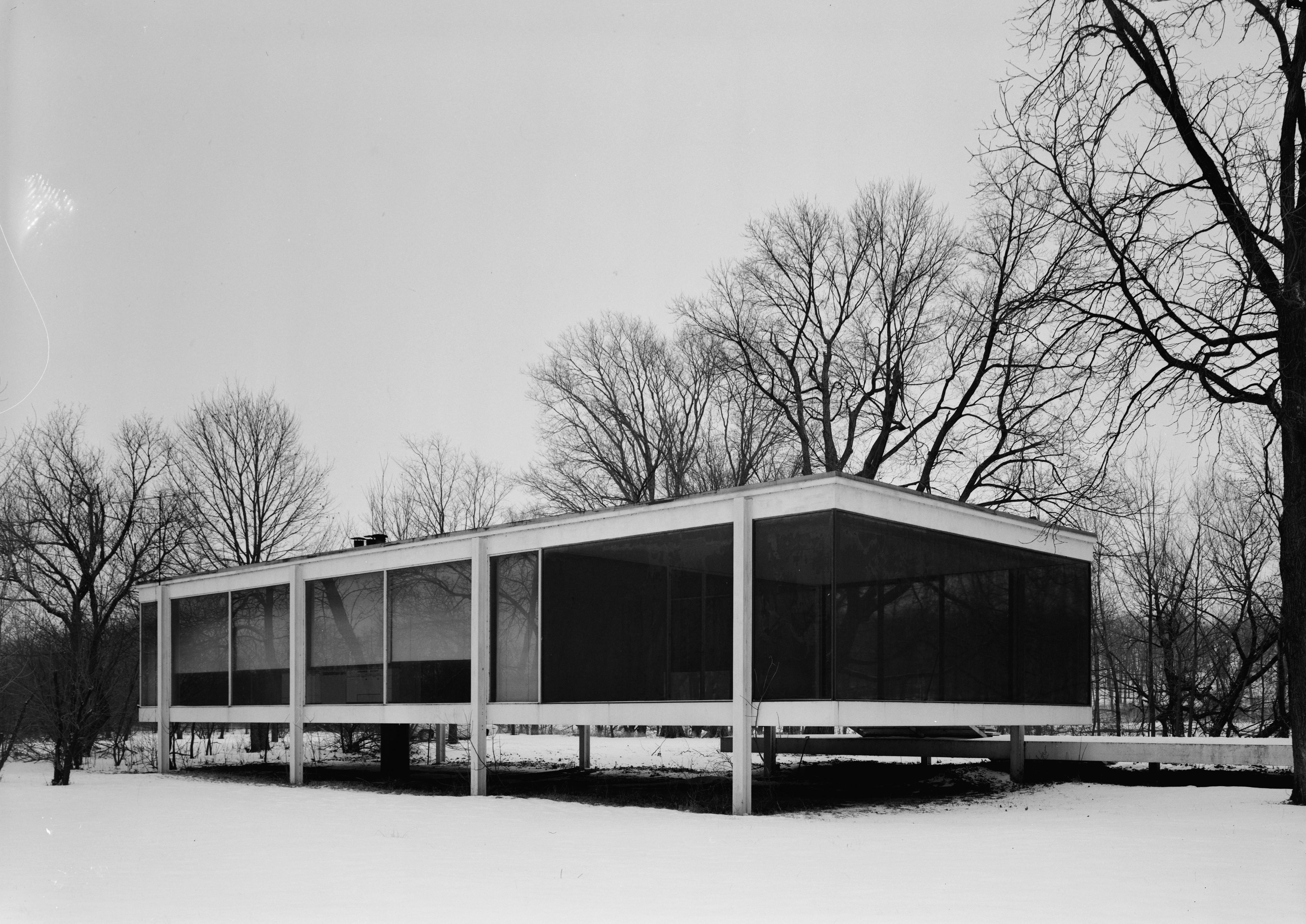 Contemporary Architecture III Ludwig Mies van der Rohe  diStRito47