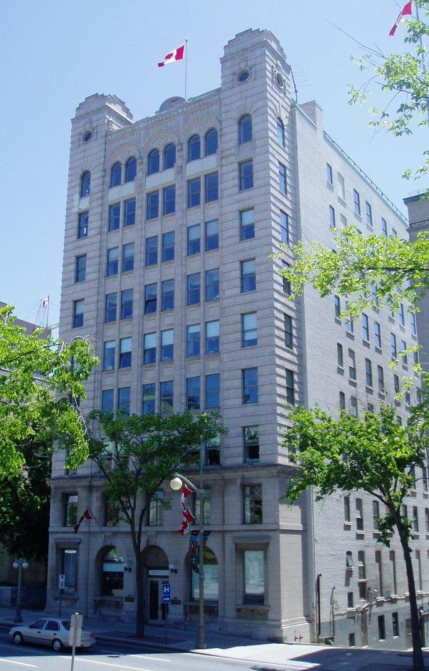 National Press Building Ottawa  Wikipedia