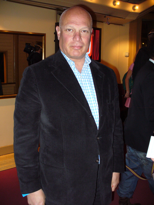 Robert Aschberg på Aftonbladets TV-prisgala 2007
