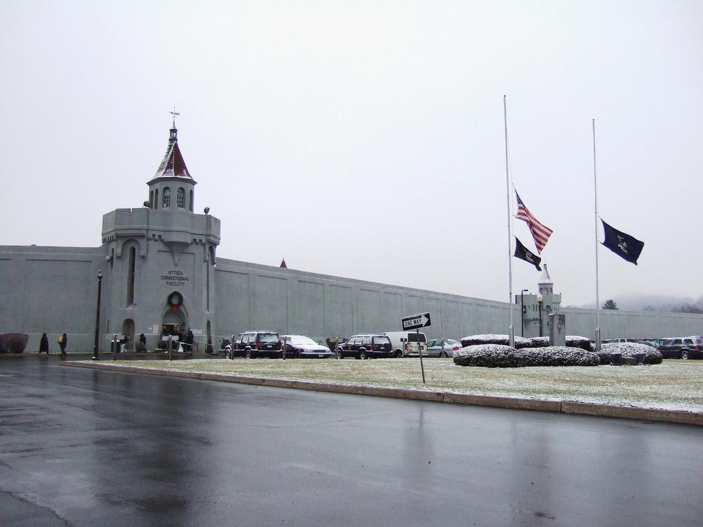 Attica Correctional Facility  Wikipedia
