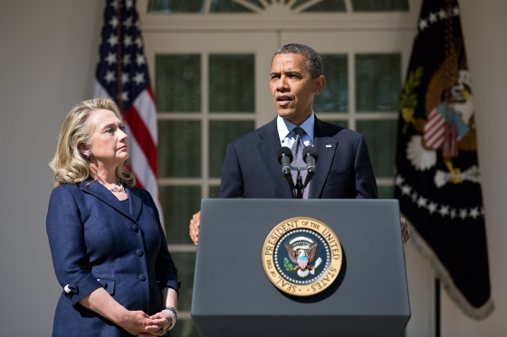 Barack Obama delivers statement on US Consulate attack in Benghazi Sep 12, 2012