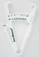 Body fat measurement calipers