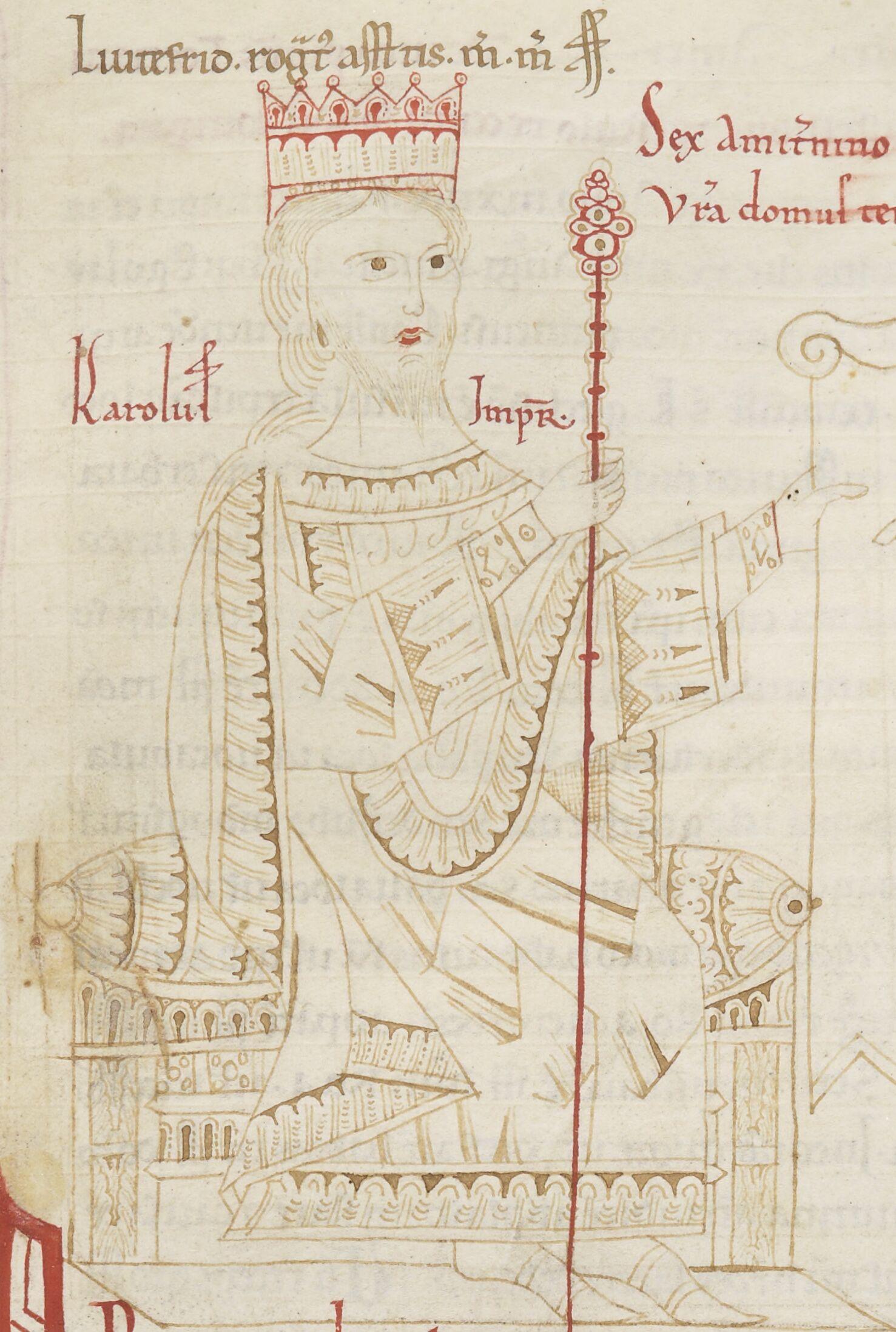 Charles Iii Le Gros : charles, Charles, Wikipedia