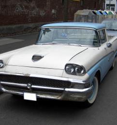 1958 ford ranchero classic cars [ 2048 x 1536 Pixel ]