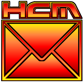 English: Hellcore Mailer Logo Polski: Logo Hel...