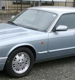 jaguar xj6 rear suspension diagram [ 2966 x 1261 Pixel ]