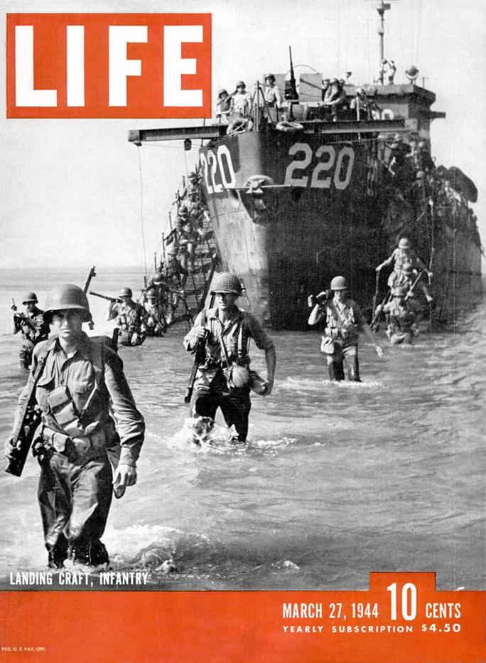 2 Time Magazine War Cover World