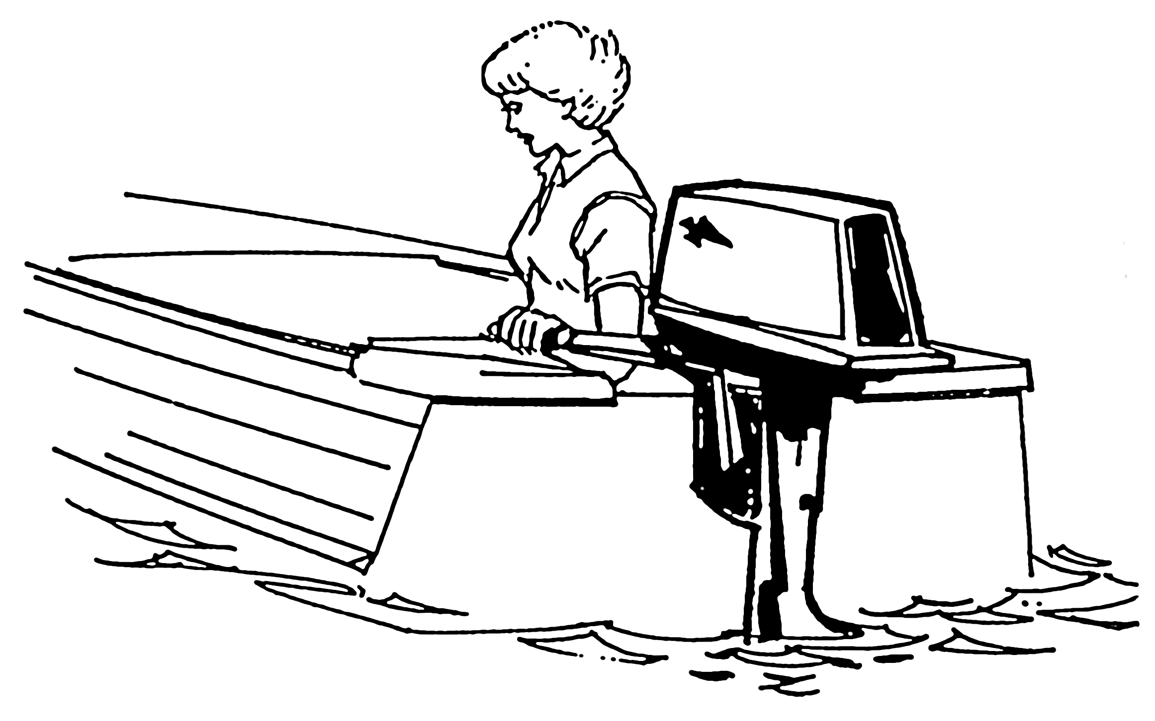 File Outboard Motor Psf