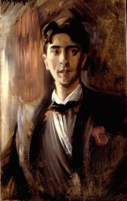 Jean Cocteau, Federico de Madrazo de Ochoa, ca. 1910-1912