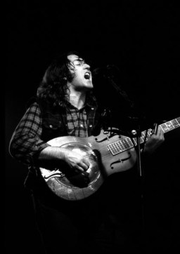 Rory Gallagher and resonator guitar