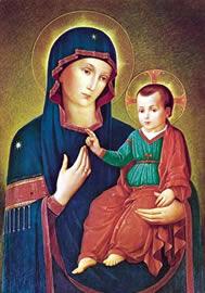Imagen Virgen de Consolación