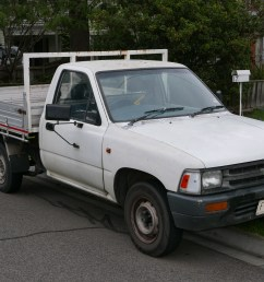 file 1991 toyota hilux rn85r 2 door cab chassis 2015  [ 4272 x 2856 Pixel ]