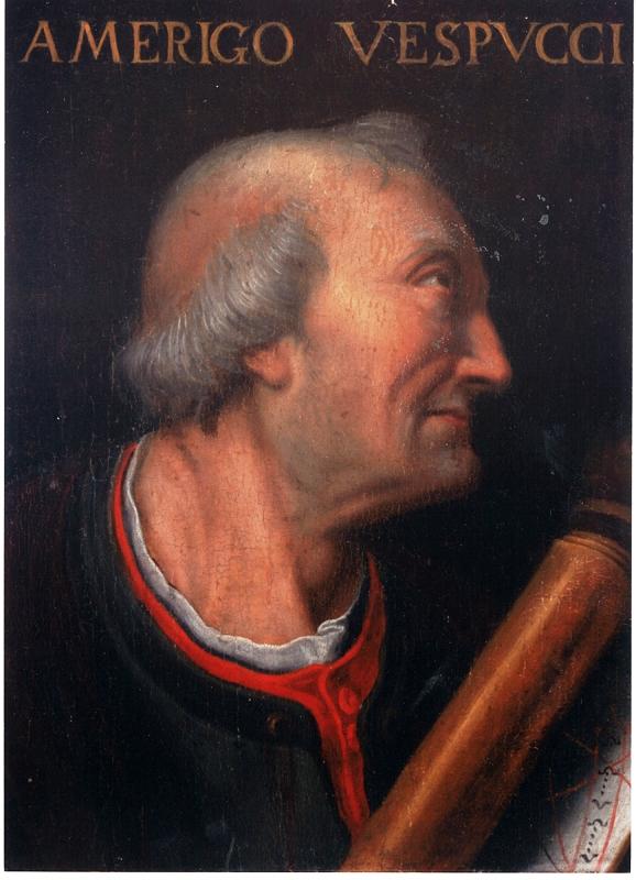 Qui A Découvert L'amérique En Premier : découvert, l'amérique, premier, Amerigo, Vespucci, Wikipédia