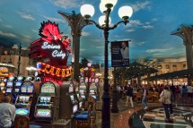 Paris Hotel Las Vegas Casino Interior