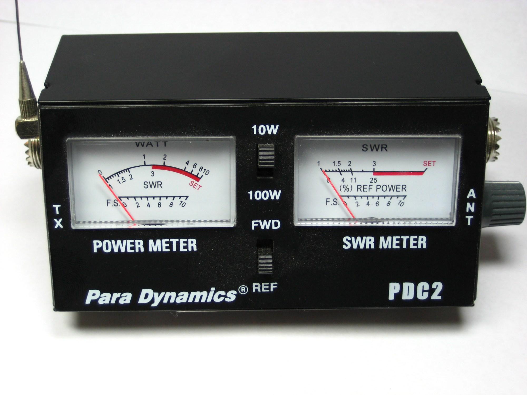 hight resolution of vector wattmeter diagram of induction
