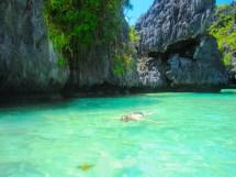 File Snorkeling In Green Lagoon Bacuit