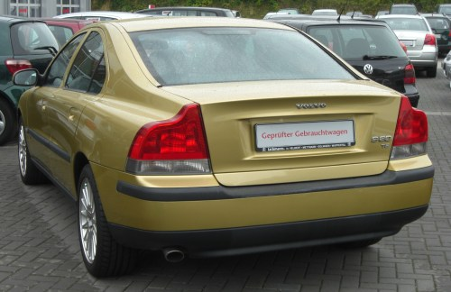 small resolution of file volvo s60 t5 vorfacelift rear jpg