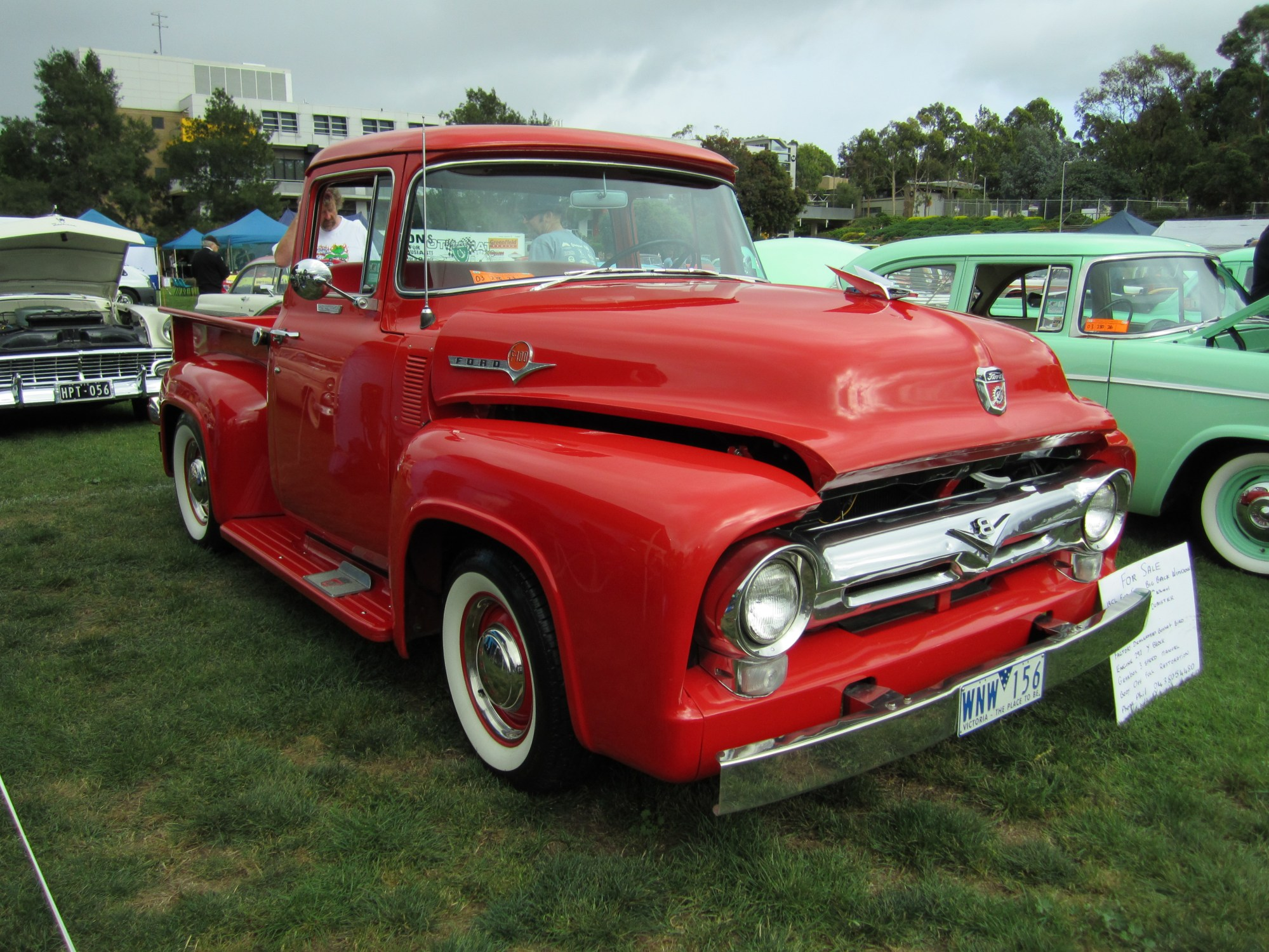 hight resolution of file 1956 ford f100 pickup jpg