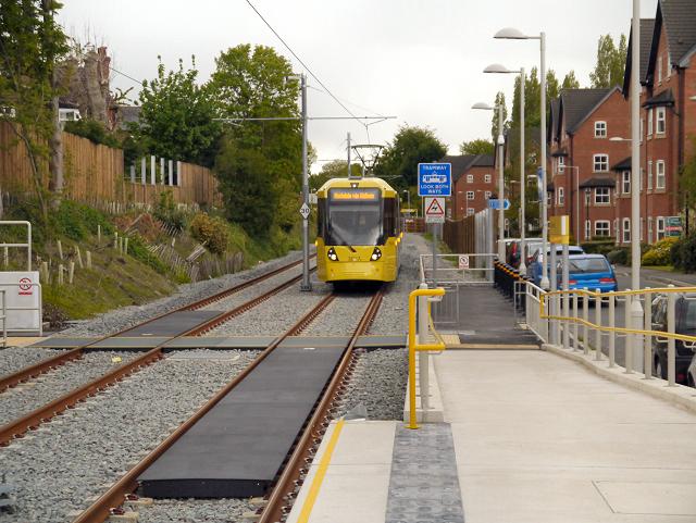 Didsbury Village tram stop  Wikipedia