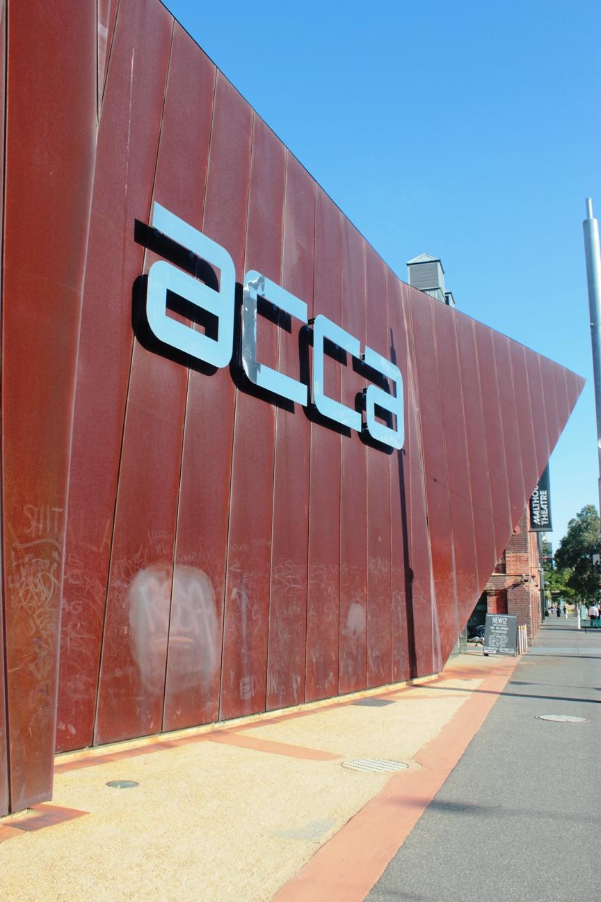 Australian Centre For Contemporary Art Wikipedia