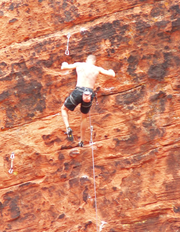 Lead Climbing Injuries - Wikipedia